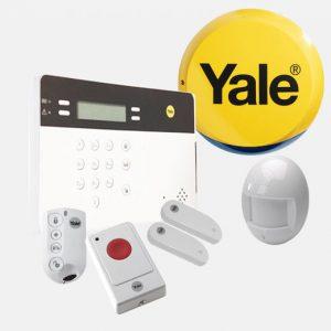 สัญญาณกันขโมย YALE ประเทศอังกฤษ ENGLAND B-HSA6404-GSM Yale-HSA6404 ไมนิคส์ ขอนแก่น กันขโมย ขอนแก่น minics
