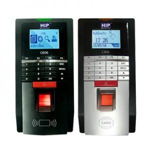สแกนลายนิ้วมือ Finger SCAN HIP รุ่น C806 สินค้าของแท้ จาก HIP รับประกัน 2 ปี ไมนิคส์ ขอนแก่น