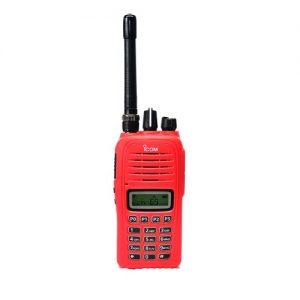 วอIcom ยี่ห้อ ICOM รุ่น 50FX สีแดง WALKIE TALKIE ถูกกฏหมาย มี ปท ทุกเครื่อง ขาย วิทยุสื่อสาร Icom วอ Spender Yaesu ขอนแก่น มหาสารคาม กาฬสินธุ์ ร้อยเอ็ด