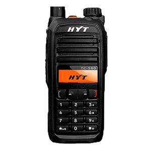 วิทยุสื่อสารราชการ HYT รุ่น TC-580V-T สังเคราะห์ความถี่ประเภท2 ย่านความถี่ 136-174 MHz เหมาะสำหรับ ราชการ ทหาร ตำรวจ แข็งแรง ทนทาน ขาย วิทยุสื่อสาร Icom วอ Spender ขอนแก่น มหาสารคาม กาฬสินธุ์ ร้อยเอ็ด