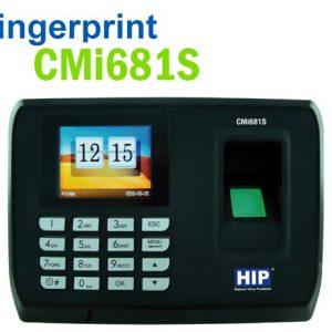 เครื่องบันทึกเวลา Finger Scan HIP ขอนแก่น สแกนลายนิ้วมือ CMI681s ไมนิคส์